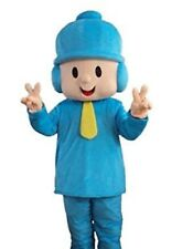 BEST SELLER POCOYO Mascot Adult Cartoon Doll Costume Outdoor Performance Props