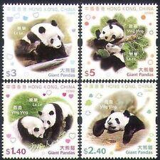 China Hong Kong 2008 Giant Panda Stamp