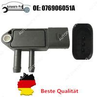 Neu 076906051A Orig Audi VW Seat Skoda Differenzdrucksensor Abgasdrucksensor DPF