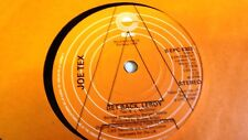 JOE TEX  EPIC  'A' LABEL DEMO  GET BACK LEROY c/w YOU CAN BE MY STAR 1976