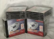 Imation DVD+RW 4 Units (5 pack Individually wrapped in master pack)