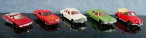 Tomica Tomy Models x 5, All made in Japan Ref #53