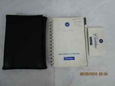 1994 -  94  CADILLAC DEVILLE USER OWNER MANUAL HANDBOOK GUIDE INFORMATION BOOK
