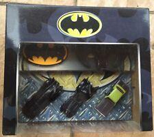 Bandai Japan Hot Wheels Charawheels Batman Batmobile Batwing Joker Set of 4