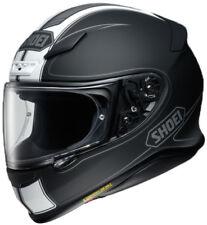 NEU SHOEI Motorradhelm NXR Flagger TC-5 Gr. L = 59/60 schwarz weiss matt Helm
