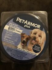 Pet Armor Flea & Tick Collar for All Size Dogs 2 Collars