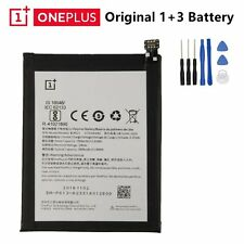 Original OnePlus 1+3 Three BLP613 Li-ion Replacement Battery 3000mAh +Nice Tools