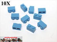Konverter 1 x 1 mit 2 Noppen in sandgrün Neuware 10 x LEGO® 47905 Systemstein