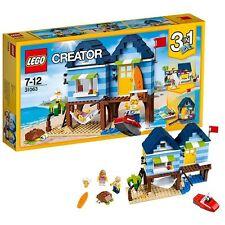 LEGO Creator 31063 -Vacaciones en la playa. 3 en 1. De 7 a 12 años