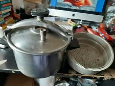 cocotte minute seb 8 litres , bel etat + un joint neuf