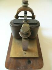 Western Union Telegraph Company 4 Ohm Sounder