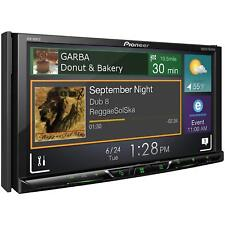 "Pioneer AVH-600EX Double DIN 7"" DVD/CD/AUX/USB Player Bluetooth Sirius XM"