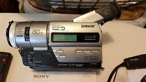 Sony DCR-TR7000E Camcorder