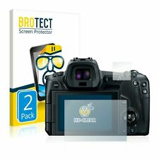 Canon EOS R , 2 x BROTECT® HD-Clear Screen Protector, hard-coated