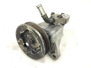 88-89 Prelude P/S Power Steering Pump Sub-Assembly With The Pulley PK1 Used OEM