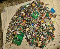 Clean 100% Genuine Authentic LEGO 1 LB Mixed Lots pounds Bulk Lot Sanitized