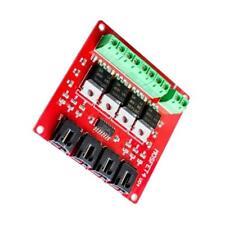 Módulo Interruptor Cuatro Canal Mosfet 4 Botón Ruta Irf540 V2.0 Para Arduino
