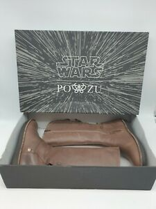 Star Wars Po-Zu Rey Hi Boots - Rare - Boxed - Womens UK 7
