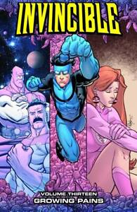 Invincible TP Volume 13 Growing Pains Softcover Graphic Novel