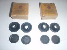 2 NOS REAR Brake Wheel Cylinder Repair Kits 1947-1955 Kaiser Frazer & Darrin