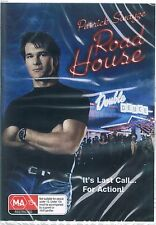 Patrick Swayze Road House but Unsealed Region 0 (plays on All Players)