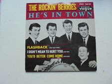 the rockin'berries french ep