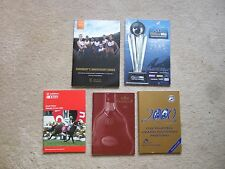 programme anniversary games 24-26/7/15 at olympic park now whu west ham