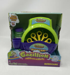 Gazillion Hurricane Bubble Machine