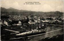 CPA   Les Pyrénées-Ariégeoises -Saint-Girons - Panorama   (351091)