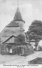 bg18424 Hohenstaufen Kirchklein in Buoch germany