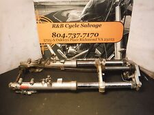 1986 86 Kawasaki Ninja ZX600R ZX600A ZX600 ZX 600 Front Forks Fork Tubes Tube