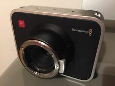 Blackmagic Cinema Camera EF - Silver/Black