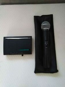 Shure SM58 Wireless Microphone and T3 Receiver