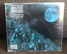 MUSE Hysteria CD 2004 Australia Single VGC Disc Mint FAST FREE POST
