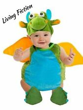 Baby Dragon Deluxe Infant / Toddler Halloween Costume Size 3T-4T NEW