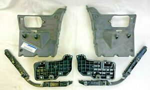 2013-2014 Ford Mustang Rear Bumper Support And Bracket Kit