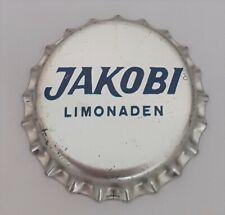 Kronkorken, alt, Jakobi unverkorkt 1974, crown bottle cap chappa tappi capsule