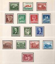 Sammlung Deutsches Reich 1940-45 komplett postfrisch**, Michel-Wert € 830,00