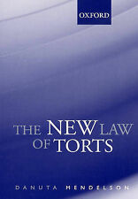 The New Law of Torts by Sharon Erbacher, Danuta Mendelson (Paperback, 2006)