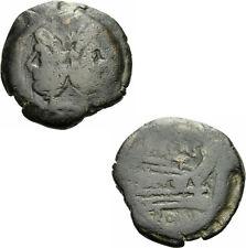Cornelius Blasio As Rom 169-158 Janus Lorbeerkranz Prora Republik Albert 729