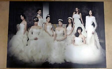 GIRLS GENERATION - The Boys OFFICIAL POSTER (KOREA) *SNSD* *HARD TUBE CASE*