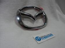 "OEM Mazda 626 Rear Trunk emblem badge script 3.25/"" long GD7A 51 721 1 broken tab"