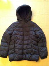 Sport Place Girl's Puffer Jacket Winter Coat w/Hood Fleece Lined Pink Sz M 7/8