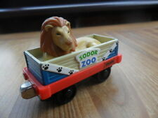 Take Along n play Thomas Tank & Friends Train SODOR ZOO LION - BATTERY