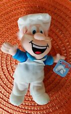 General Mills Cinnamon Toast Crunch Mascot Wendell The Baker Stuffed Doll Plush