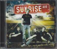 SUNRISE AVENUE / ON THE WAY TO WONDERLAND * NEW CD 2006 * NEU *