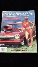 New Uncirculated May 1984 #11 Autobuff Car Magazine Javelin Nova Torino Mustang