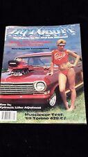 New Uncirculated May 1984 #11 Autobuff Car Magazine Javelin Nova Torino Mustang