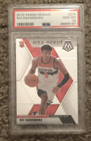 Panini Mosaic NBA Debut Rui Hachimura #275 Rookie Card PSA 10 Gem Mint *Wizards*