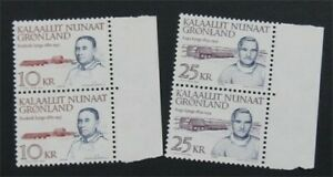 nystamps Greenland Stamp # 231.232 Mint H     S24x482